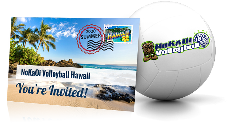 NoKaOi Volleyball Hawaii