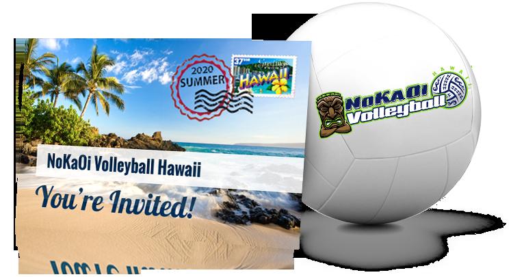 NoKaOi Volleyball Hawaii